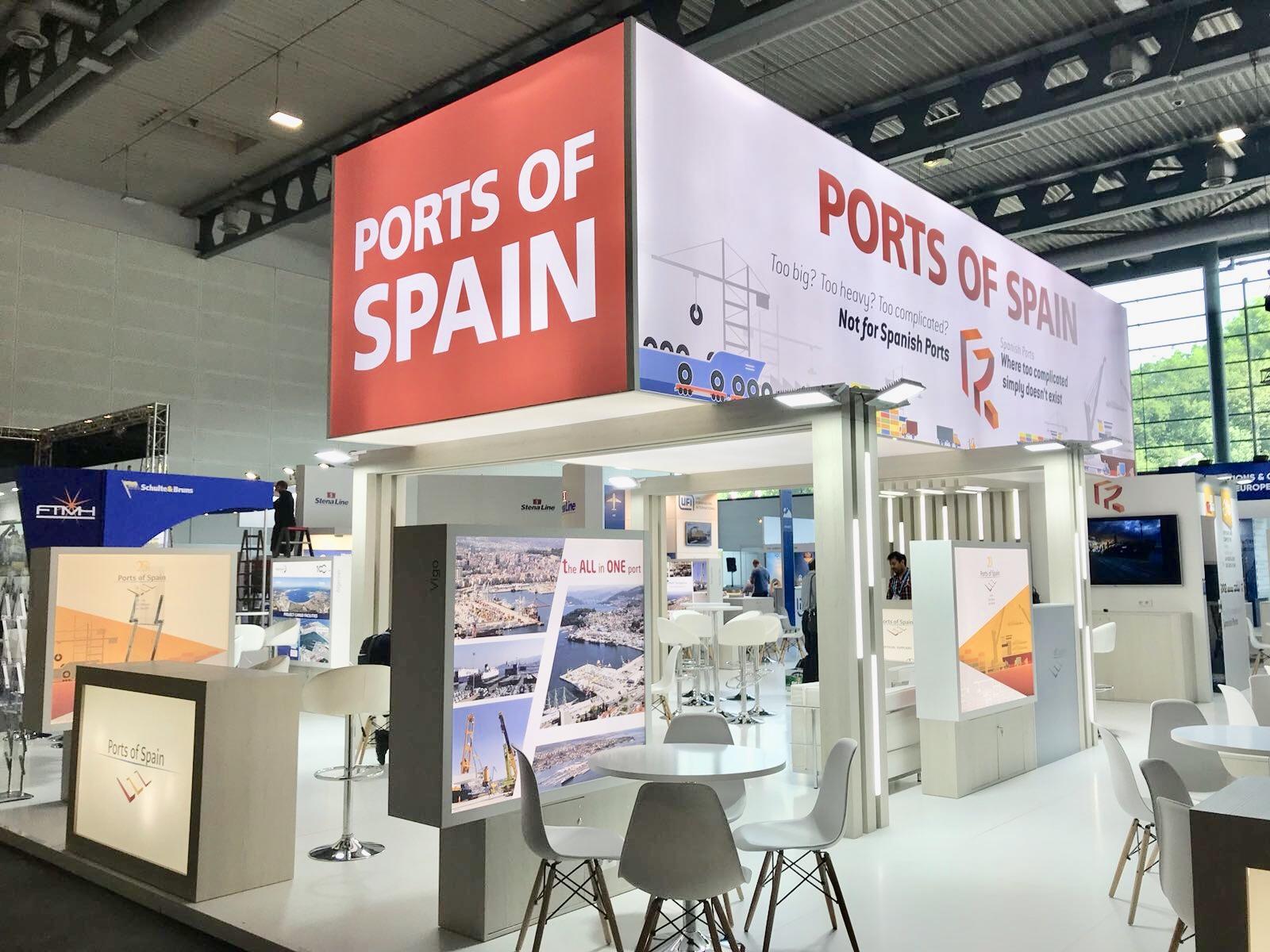 Los puertos españoles se consolidan como la mejor solución para el transporte de cualquier tipo de mercancía