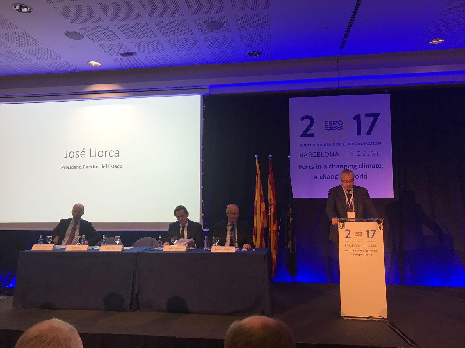 """""""La revolución 4.0, basada en la digitalización y la descarbonización, el principal reto para los puertos del futuro"""""""