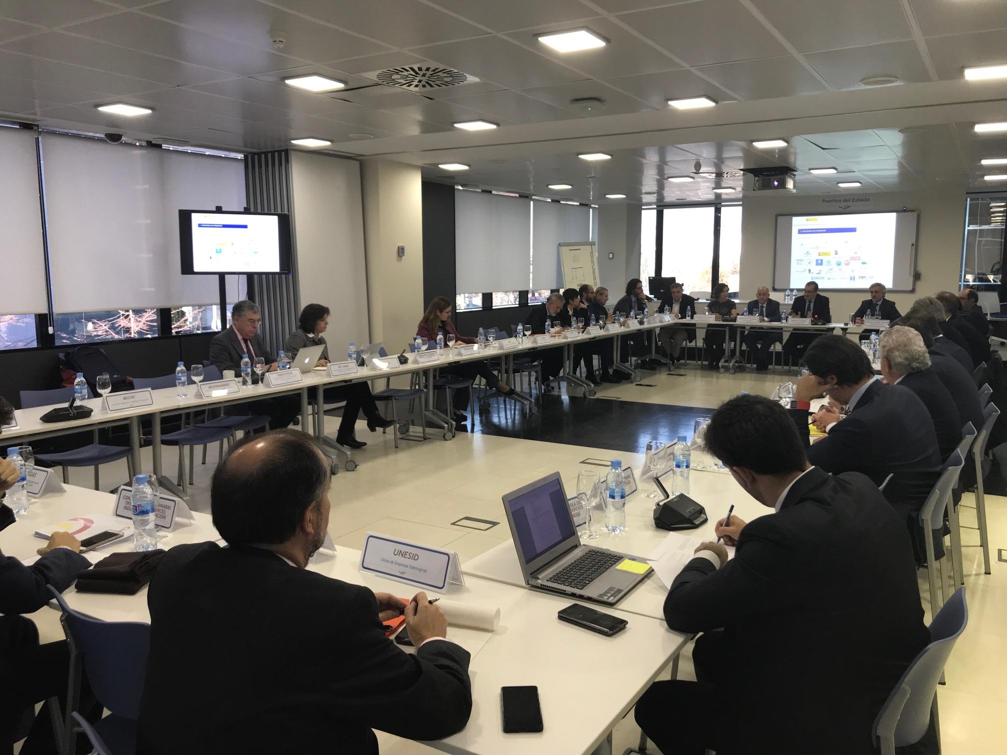 El Observatorio impulsa la transparencia en los servicios portuarios